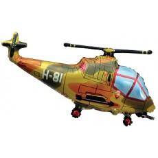 Balónik Vrtuľník vojenský