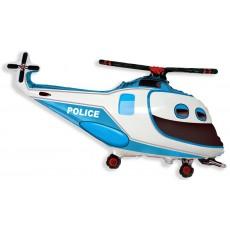 Balónik Vrtuľník policajný