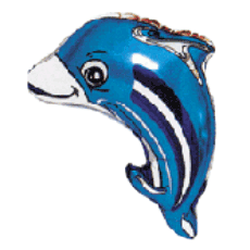Balónik Delfín - detský