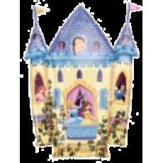 Balóniky Princezné hrad US