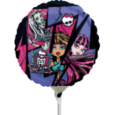 Balónik Monster High US