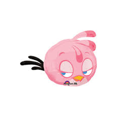 Balónik Angry Birds ruž. US