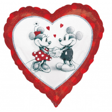 Balón Mickey & Minnie Mouse Love US
