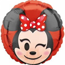 Balón Emoji Minnie Mouse US
