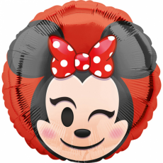 Balón Emoji Minnie Mouse US