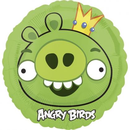 Balón Angry Birds Prasa kruh US