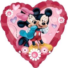 Balón Minnie a Mickey Jumbo US