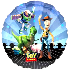 Balón Toy Story Gang US