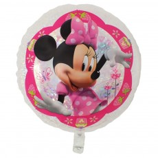 Balón Minnie kruh US