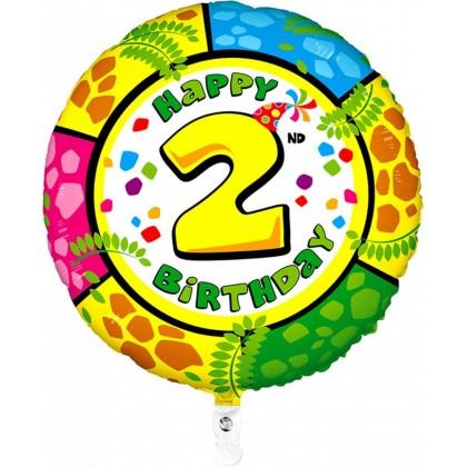 Balón Happy Birthday 2
