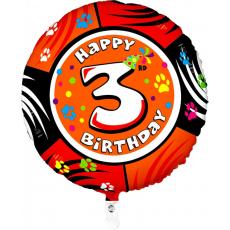 Balón Happy Birthday 3