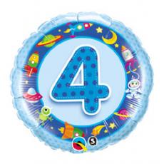 Balón číslo 4 hviezy