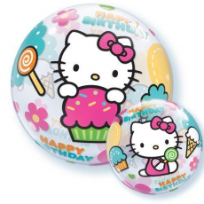 Balón Hello Kitty Bday QB