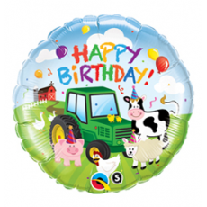 Balón Farma Happy Birthday / BDay Barnyard