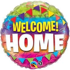Balón Vitaj doma / Welcome Home