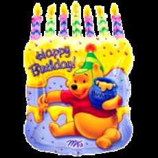 Balón Macko Pu torta