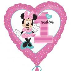 Balón Minnie Mouse 1 US