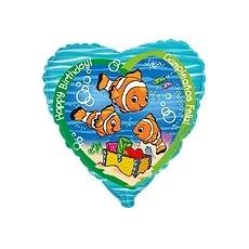 Balón Nemo happy