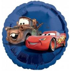 Balón Cars kruh US