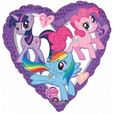Balón My Little Pony Srdce US