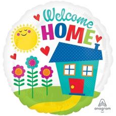 Balón Welcome Home US