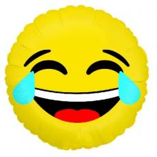 Balón Smajlík Emoji LOL