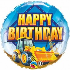 Balón Báger Happy BDay Q