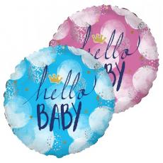 Balón Hello baby
