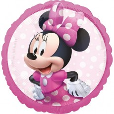 Balón Minnie Mouse kruh US