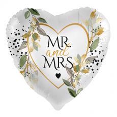 Balón Mr. a Mrs.