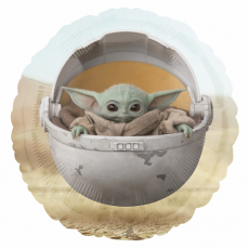 Balón Star Wars Baby Yoda US