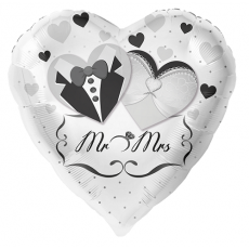 Balón Mr & Mrs