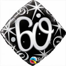 Balón číslo 60 pika