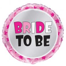 Balón Bride To Be