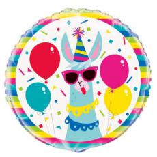Balón Lama Párty