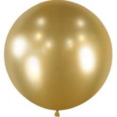 Balón zlatý Brilliant - veľký 60cm - 2FT