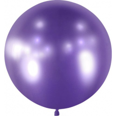Balón fialový Brilliant - veľký 60cm - 2FT