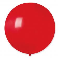 Balón veľký Gigant červený 120 cm