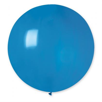 Balón veľký Gigant Tm. Modrý 160 cm