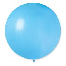 Balón Gigant 70 cm Modrá bledá 09