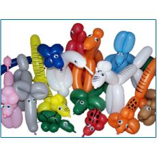 Balóny modelovacie mix