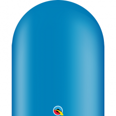 Balón modelovací tmavo modrý 646Q Dark Blue