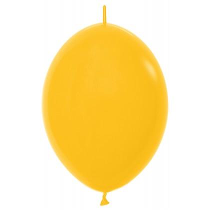 Balón naväzovací Žltý Goldenrod 021