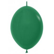 Balón naväzovací tmavo Zelená 032