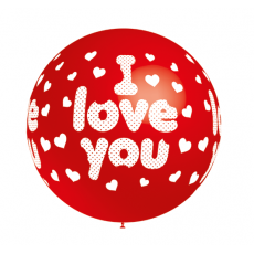 Balón I Love You 60 cm