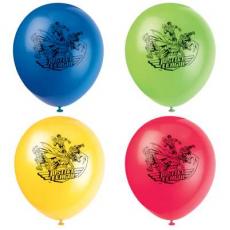 Balóny Liga Spravodlivosti - Justice League 8 ks