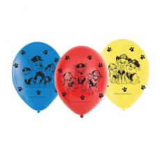 Balóny Paw Patrol 6 ks
