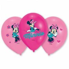 Balóny Minnie Mouse /6ks/