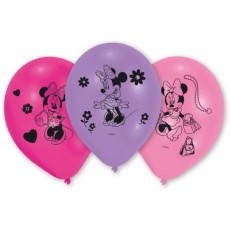Balóny Minnie Mouse Bowtique /10ks/