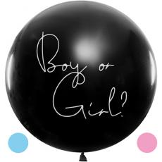 Balón chlapec alebo dievča?